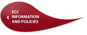 ECC INFORMATION AND POLICIES